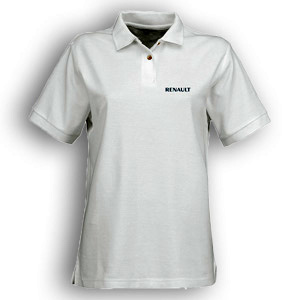 Renault Ladies Golfer White