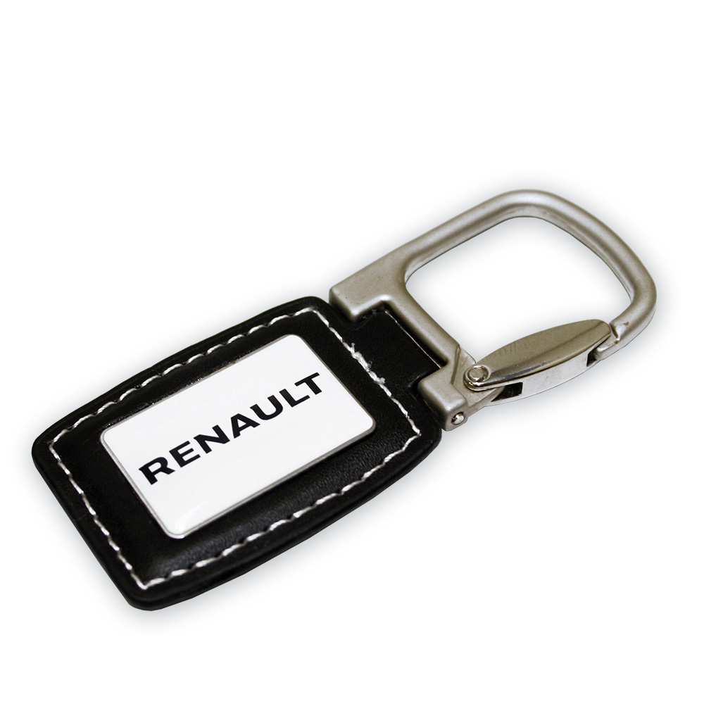 Renault Around the Block Keyholder