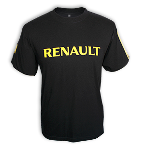 Renault Work Wear 100% Single Jersey T Shirt