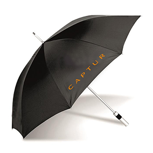 Renault Captur Turnberry Golf Umbrella Black