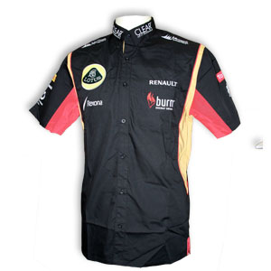 2013 F1 Replica Race Shirt B/G
